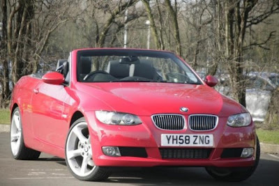 BMW 3 Series Convertible 325d SE