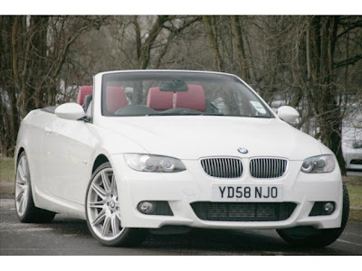 BMW 3 Series Convertible 325d M Sport