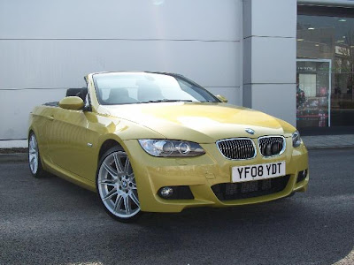 BMW 3 Series Convertible 330d M Sport