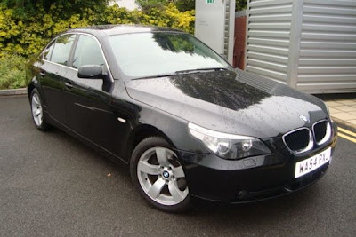 BMW 5 Series Saloon 520d SE