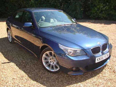 BMW 5 Series Saloon 550i M Sport