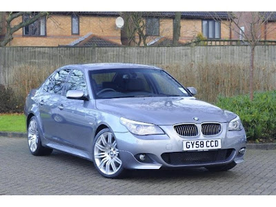 BMW 5 Series Saloon 530d M Sport