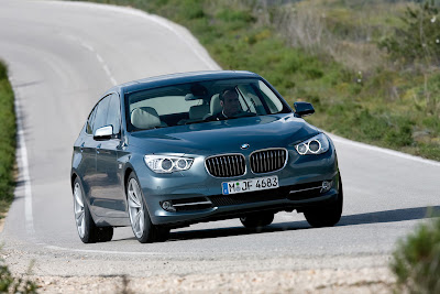 BMW 5 Series Gran Turismo 535i Executive GT