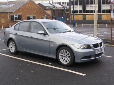 BMW 3 Series Saloon 330d SE