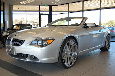BMW 6 Series Convertible 650i
