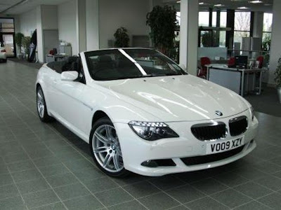 BMW 6 Series Convertible 635d