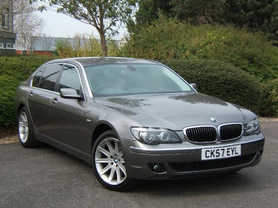 BMW 7 Series Saloon 730Ld SE