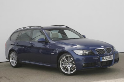 BMW 3 Series Touring 335i M Sport