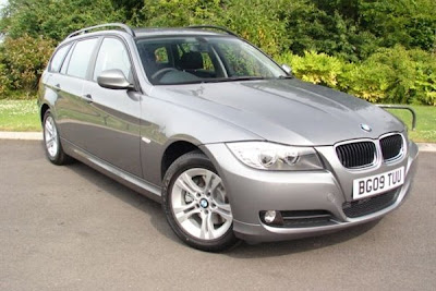 BMW 3 Series Touring 318d ES