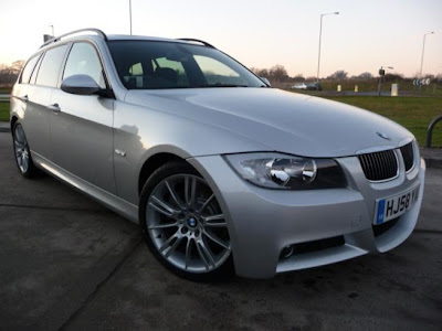 BMW 3 Series Touring 325d M Sport