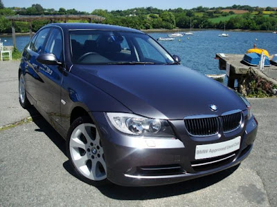 BMW 3 Series Touring 335d SE