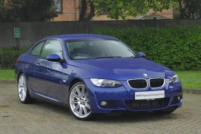BMW 3 Series Coupé 320d M Sport