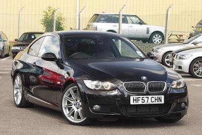 BMW 3 Series Coupé 335d M Sport