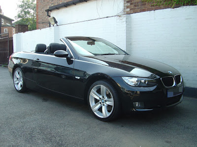 BMW 3 Series Convertible 320i SE