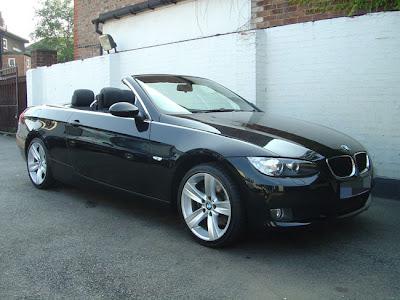 BMW 3 Series Convertible 320i SE