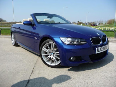 BMW 3 Series Convertible 320i M Sport