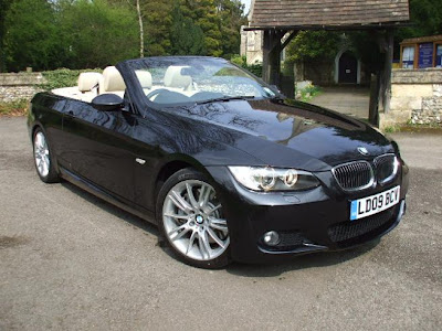 BMW 3 Series Convertible 330i M Sport