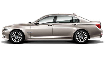 BMW 7 Series Cars