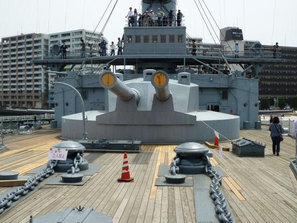 Beware The Beast Of ....: Memorial Ship Mikasa