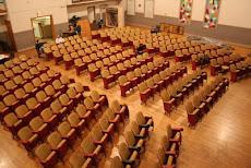 Inside the Theatre . . .