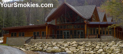 Great Smoky Mountains National Parks New Twin Creeks Science and Education Center