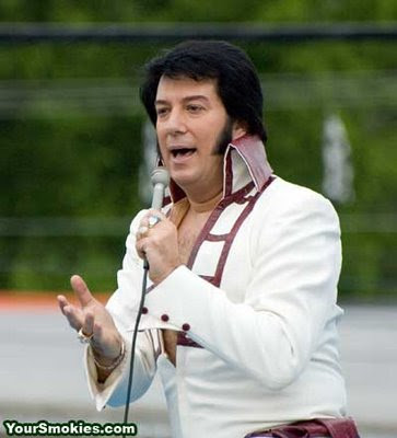Elvis in Pigeon Forge