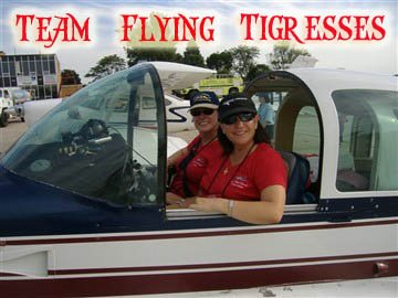 Team Flying Tigresses