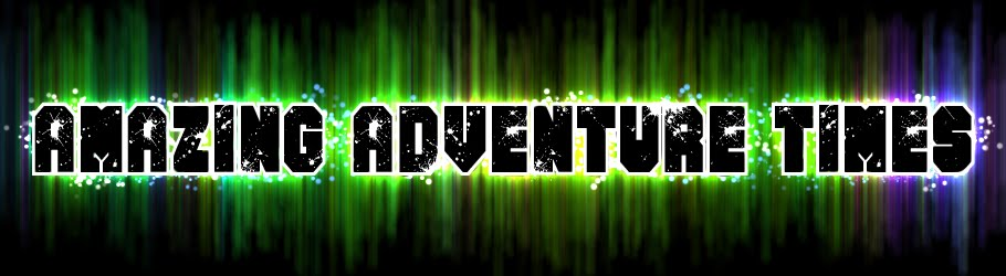 Cory's Amazing Adventure Times