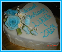 Fondant cake