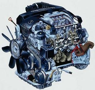 Mesin bensin atau mesin Otto dari Nikolaus Otto adalah sebuah tipe