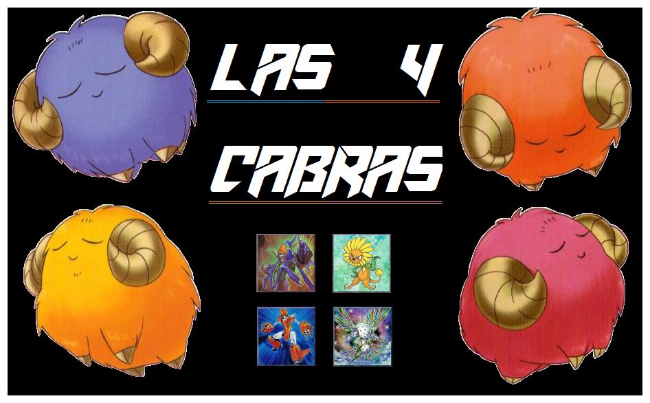 <-> Las 4 Cabras Yugi-Oh! Team <->