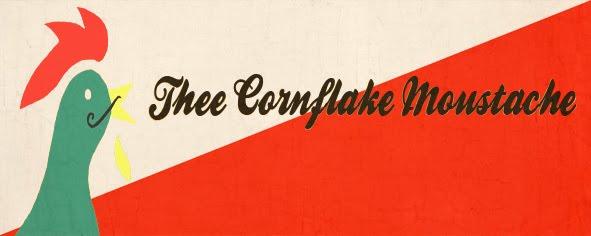 Thee Cornflake Moustache