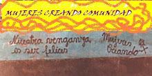 LEE MUJERES CREANDO COMUNIDAD, BOLIVIA