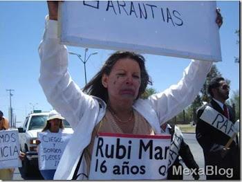 EN MEMORIA DE MARISELA ESCOBEDO ORTIZ, ACTIVISTA CONTRA EL FEMICIDIO