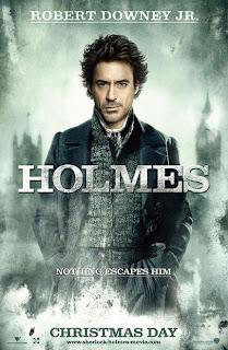 Filme Poster Sherlock Holmes DVDScr RMVB Dublado