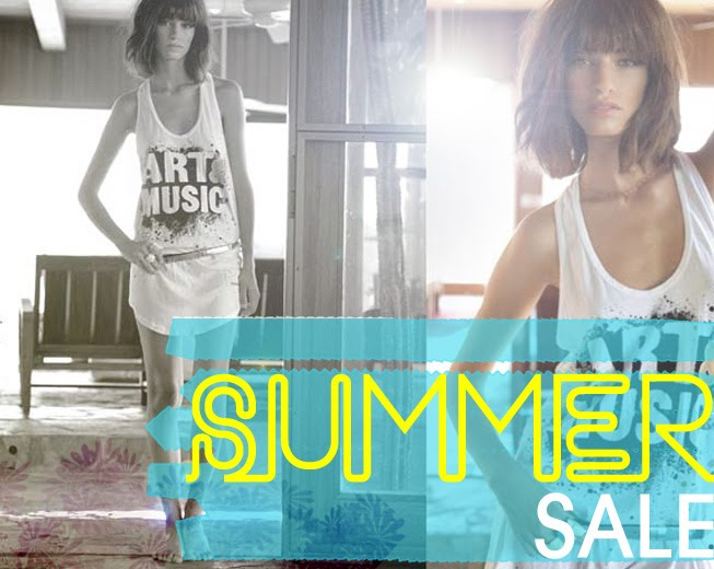 Summer Sale at Closet Candy