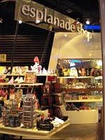 at esplanade shop