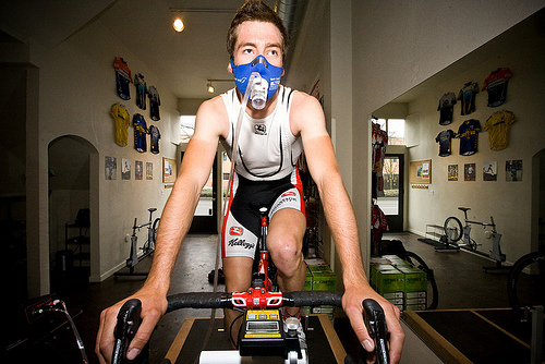 Vo2 Max cycling