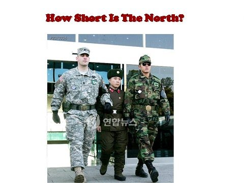 north korean people starving. The N. Korean people and