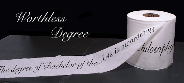 Worthless Degree