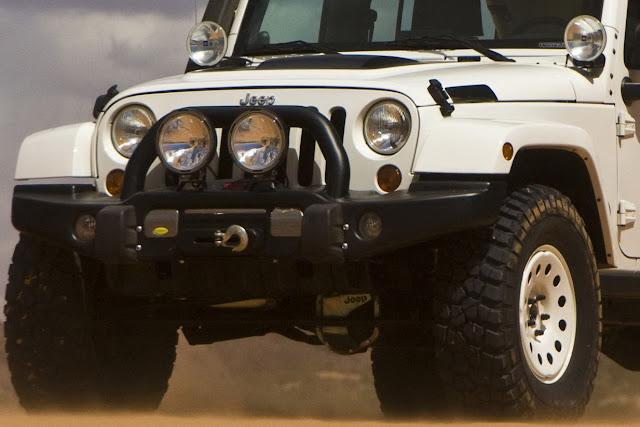 SEMA u002709 Mopar Transforms Jeep Wrangler Unlimited Rubicon to a Go-Anywhere C&ervan & SEMA u002709: Mopar Transforms Jeep Wrangler Unlimited Rubicon to a Go ...