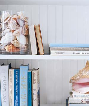 Decorganizing Wednesday: Seashells