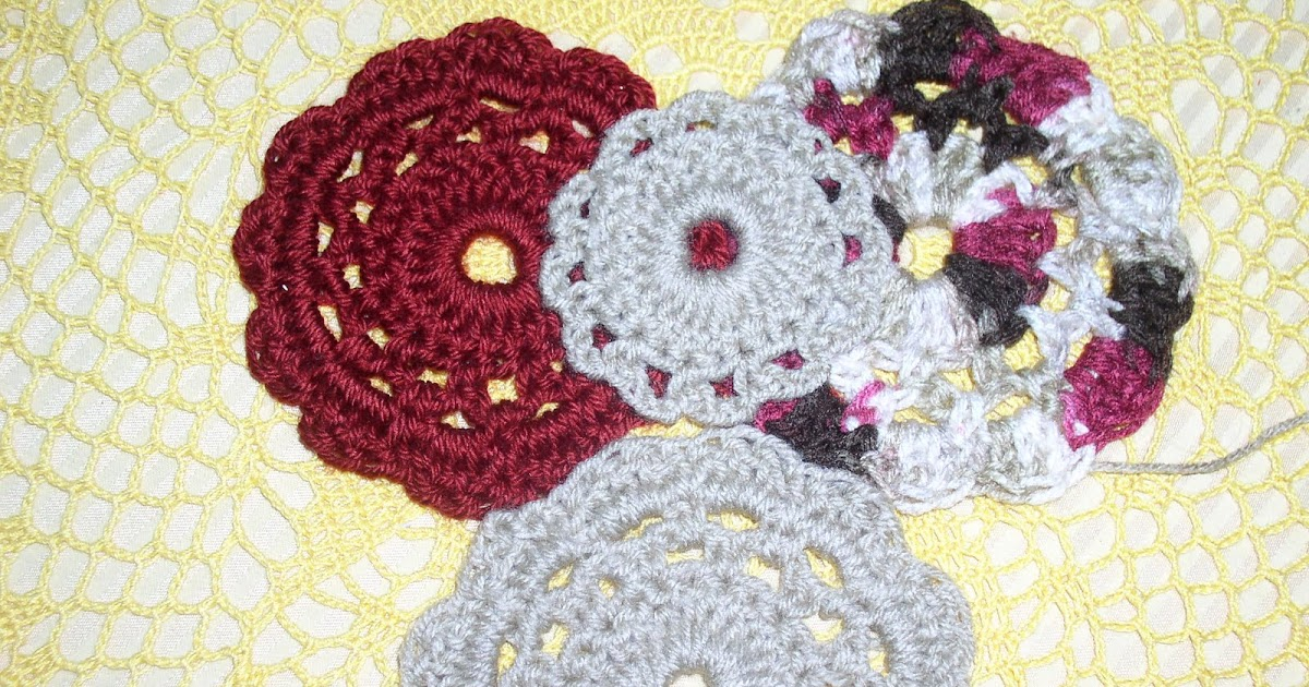 Crochet Galore: Round About Motif
