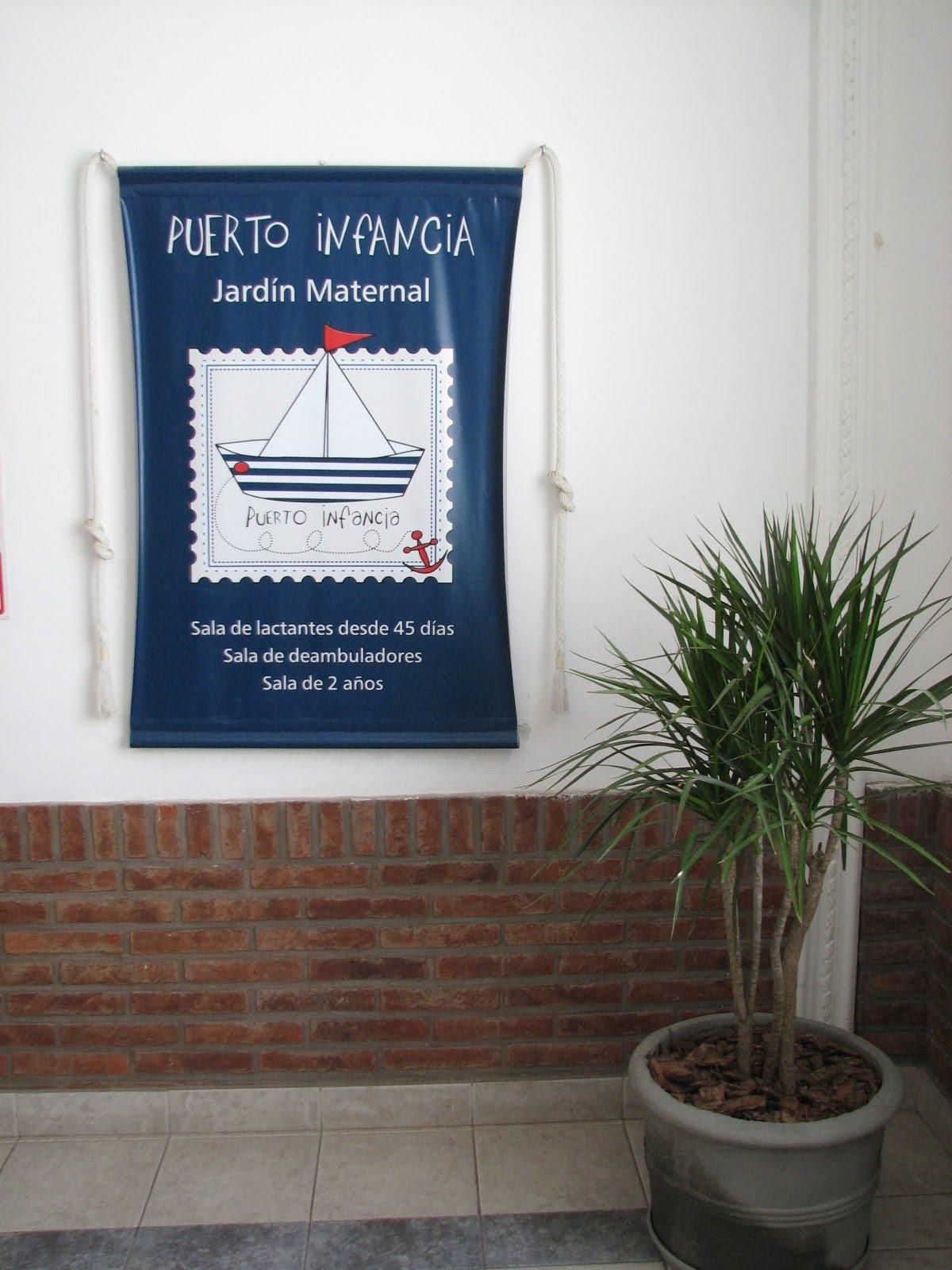 Jardin maternal y de infantes puerto infancia la istituci n for Jardin 904 bahia blanca