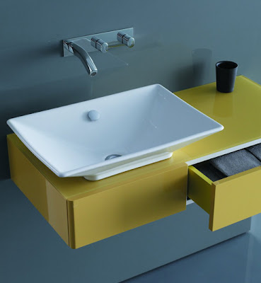Reve Bathroom Vanity by Jacob Delafon for Kohler