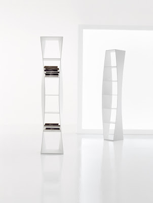 Parentesi Bookshelf by Gino Carollo