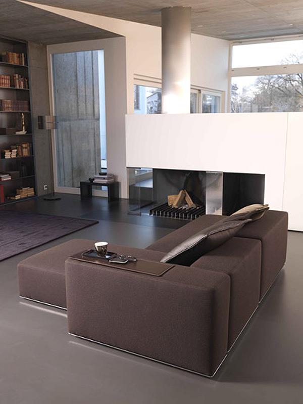 Sof s para ambientes minimalistas y ii interiores for Ambientes minimalistas interiores