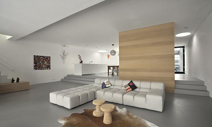 Interiores minimalistas resumen semanal interiores - Casa minimalista interior ...