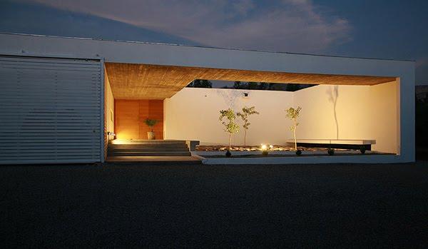 Interiores minimalistas vacaciones minimalistas hasta el - Casas minimalistas interiores ...