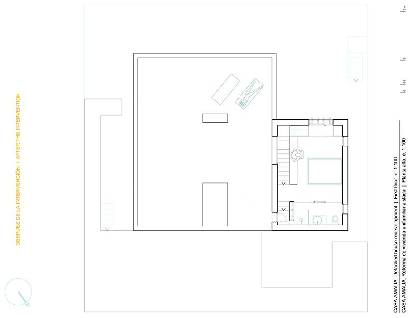 Interiores minimalistas reforma de una vivienda - Casas minimalistas interiores ...